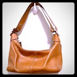 Coach Legacy Convertible  leather Bag